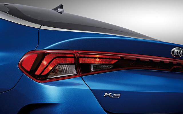 Đã có thông số chi tiết của xe hot Kia Optima - Những thứ đe doạ vị thế của Toyota Camry - Ảnh 11.