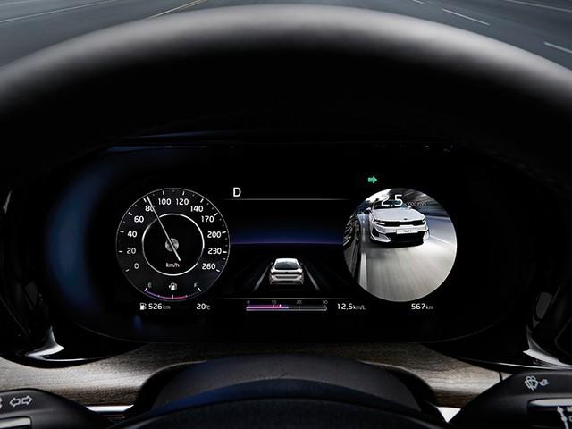 Đã có thông số chi tiết của xe hot Kia Optima - Những thứ đe doạ vị thế của Toyota Camry - Ảnh 20.