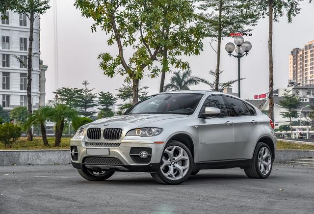 Sau một thập kỷ, BMW X6 hạ giá chỉ hơn 700 triệu đồng với số ODO đáng chú ý - Ảnh 2.