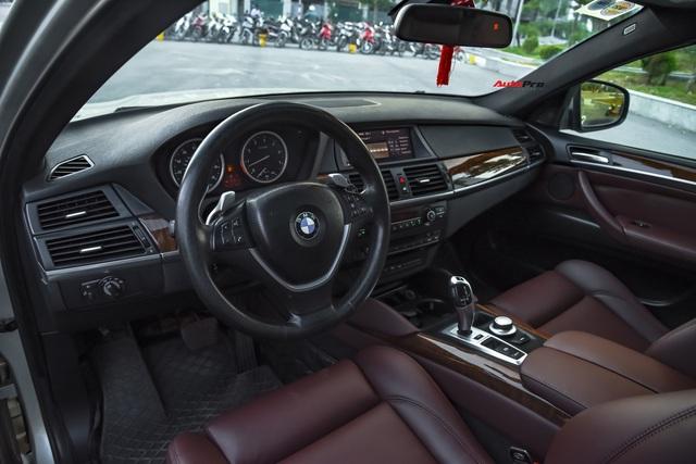 Sau một thập kỷ, BMW X6 hạ giá chỉ hơn 700 triệu đồng với số ODO đáng chú ý - Ảnh 4.