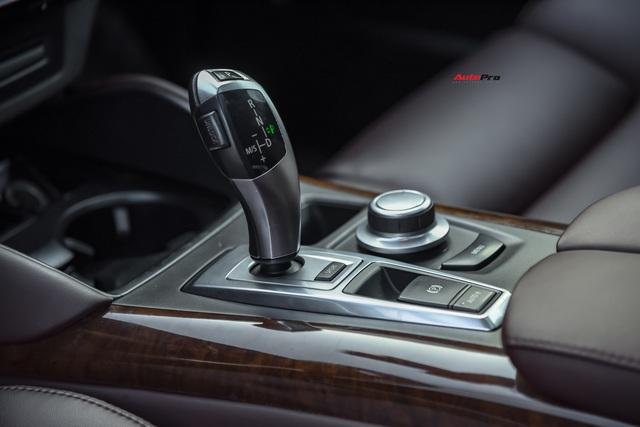 Sau một thập kỷ, BMW X6 hạ giá chỉ hơn 700 triệu đồng với số ODO đáng chú ý - Ảnh 6.