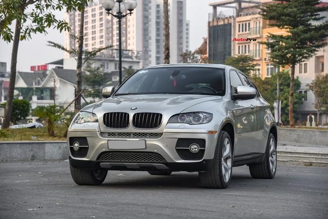 Sau một thập kỷ, BMW X6 hạ giá chỉ hơn 700 triệu đồng với số ODO đáng chú ý - Ảnh 9.