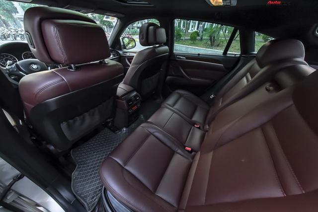 Sau một thập kỷ, BMW X6 hạ giá chỉ hơn 700 triệu đồng với số ODO đáng chú ý - Ảnh 7.