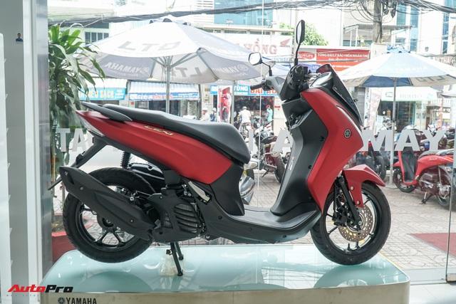 Yamaha Lexi giá 45 triệu đồng tại Việt Nam - lựa chọn mới ngang tầm Honda Air Blade 2020 - Ảnh 5.