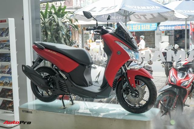 Yamaha Lexi giá 45 triệu đồng tại Việt Nam - lựa chọn mới ngang tầm Honda Air Blade 2020 - Ảnh 2.