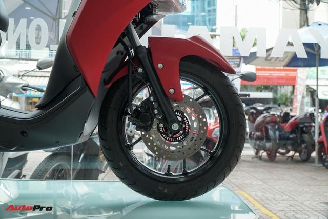 Yamaha Lexi giá 45 triệu đồng tại Việt Nam - lựa chọn mới ngang tầm Honda Air Blade 2020 - Ảnh 6.