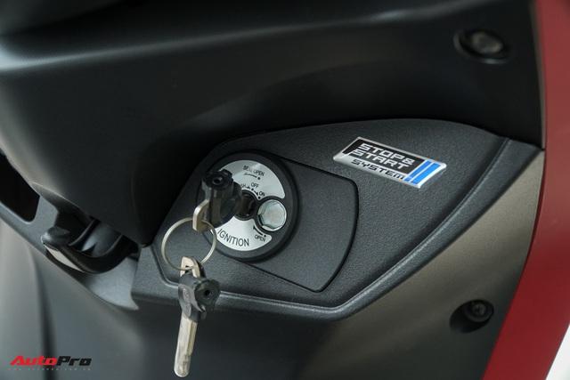 Yamaha Lexi giá 45 triệu đồng tại Việt Nam - lựa chọn mới ngang tầm Honda Air Blade 2020 - Ảnh 8.