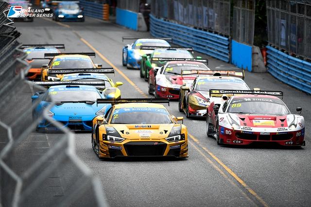 Giải đua Thailand Super Series sắp tổ chức tại Hà Nội: Nhiều siêu xe GT3 quần tụ, hâm nóng trước chặng đua F1 chính thức - Ảnh 1.
