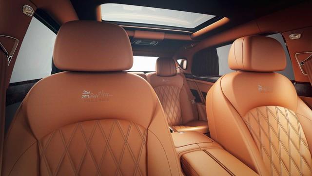 Ra mắt Bentley Mulsanne siêu đặc biệt: Chỉ 15 chiếc với hàng loạt chi tiết đắt giá cho đại gia - Ảnh 6.