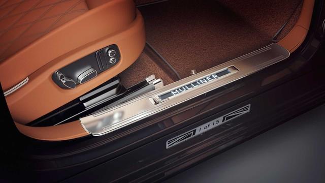 Ra mắt Bentley Mulsanne siêu đặc biệt: Chỉ 15 chiếc với hàng loạt chi tiết đắt giá cho đại gia - Ảnh 2.