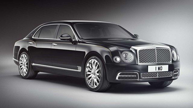 Ra mắt Bentley Mulsanne siêu đặc biệt: Chỉ 15 chiếc với hàng loạt chi tiết đắt giá cho đại gia - Ảnh 1.