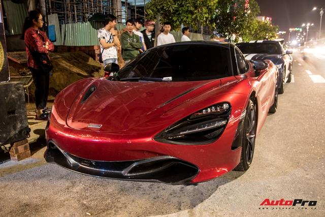 Trưởng đoàn Car Passion cùng dàn siêu xe khai trương nhà hàng của Cường Đô-la tại Đà Nẵng - Ảnh 2.