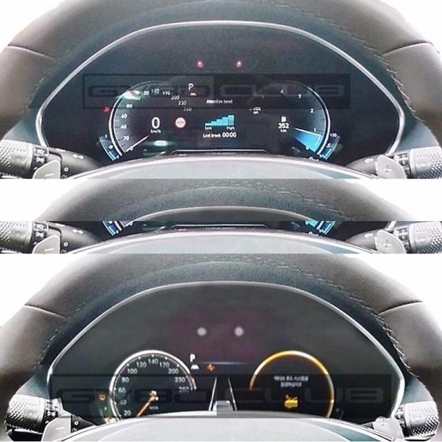 Lộ ảnh thực tế nội, ngoại thất Genesis GV80: SUV hạng sang Hàn Quốc đấu Mercedes-Benz GLE, BMW X5 - Ảnh 4.
