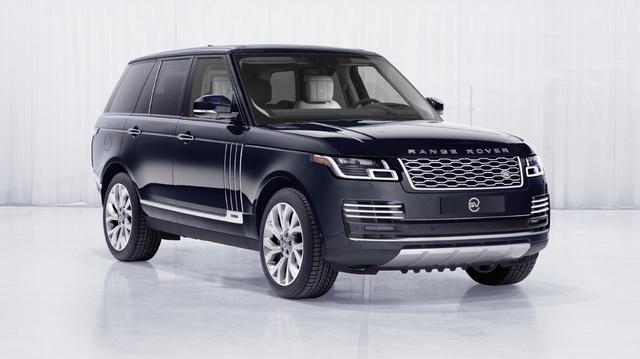 Hé lộ những điểm mới 'hot' trên Range Rover 2021 ra mắt ngay trong năm sau