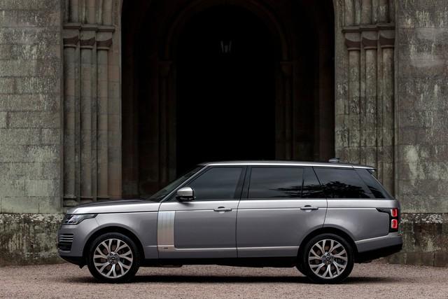Hé lộ những điểm mới hot trên Range Rover 2021 ra mắt ngay trong năm sau - Ảnh 1.