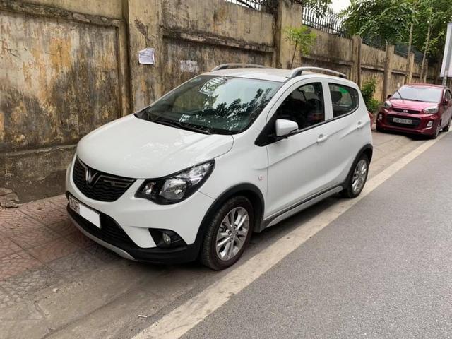 Vừa mua Vinfast Fadil bản tiêu chuẩn, chủ xe đã bán lại ngang giá Kia Morning bản cao cấp - Ảnh 1.