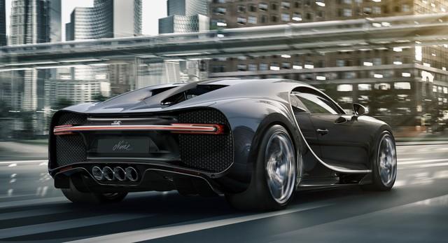 Bugatti tung cặp đôi siêu phẩm Chiron trần trụi, giá vẫn cắt cổ - Ảnh 1.