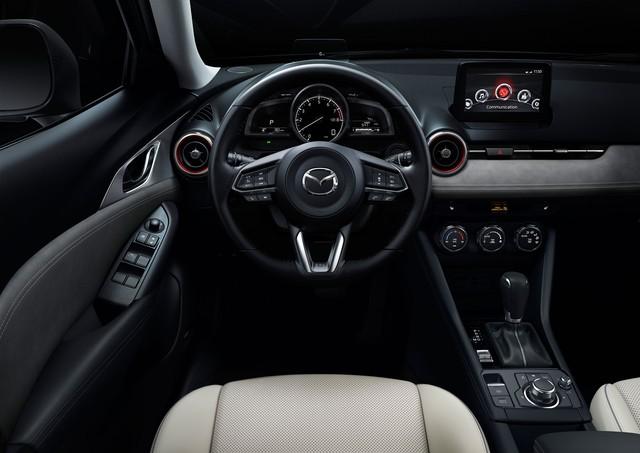 Mazda CX-3 sẽ được bán ra với 1 phiên bản duy nhất trong tương lai  - Ảnh 3.
