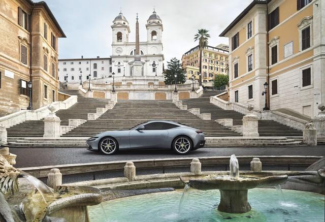 Ferrari Roma hé lộ thông số chi tiết: Tăng tốc từ 0-100 km/h chỉ trong 3,4 giây - Ảnh 2.