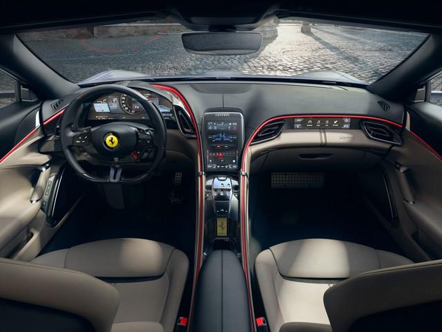 Ferrari Roma hé lộ thông số chi tiết: Tăng tốc từ 0-100 km/h chỉ trong 3,4 giây - Ảnh 6.