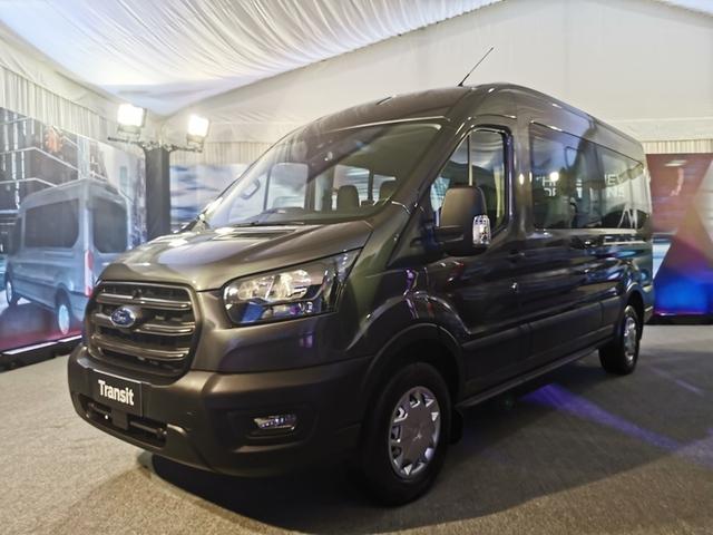 Lộ diện Ford Transit 2020 tại Việt Nam với trang bị hiện đại lần đầu xuất hiện, giá có thể khoảng 1 tỷ đồng - Ảnh 3.