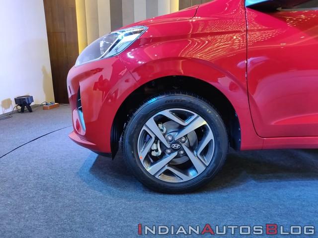 Hyundai chính thức nâng cấp i10 sedan cho các thị trường đang phát triển - Ảnh 6.