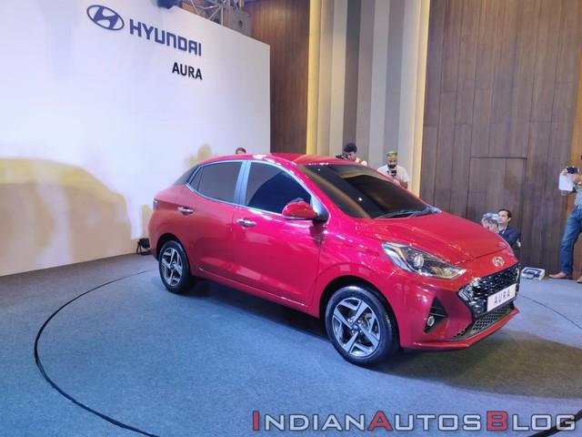 Hyundai chính thức nâng cấp i10 sedan cho các thị trường đang phát triển - Ảnh 4.