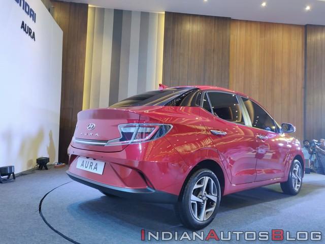 Hyundai chính thức nâng cấp i10 sedan cho các thị trường đang phát triển - Ảnh 1.