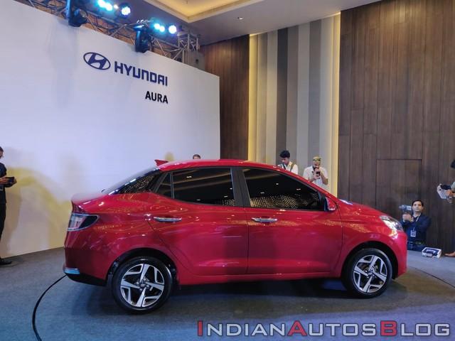 Hyundai chính thức nâng cấp i10 sedan cho các thị trường đang phát triển - Ảnh 2.