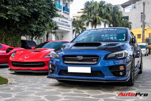 Vừa khai trương nhà hàng của Cường Đô-la, trưởng đoàn Car Passion cùng dàn siêu xe khuấy động đường phố Đà Nẵng trước khi về lại Sài Gòn - Ảnh 5.