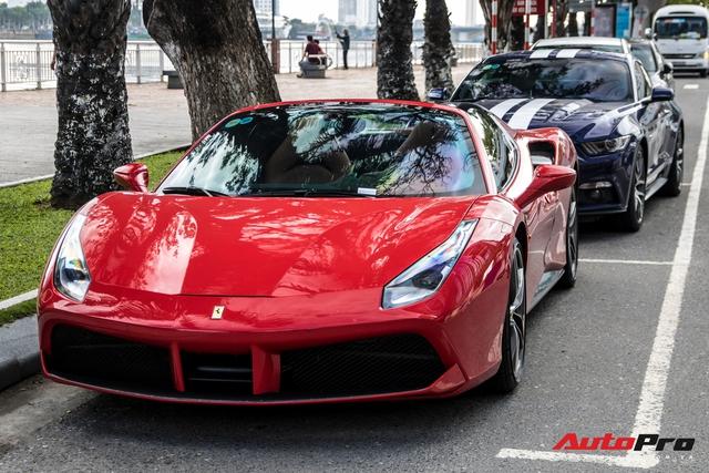 Vừa khai trương nhà hàng của Cường Đô-la, trưởng đoàn Car Passion cùng dàn siêu xe khuấy động đường phố Đà Nẵng trước khi về lại Sài Gòn - Ảnh 8.
