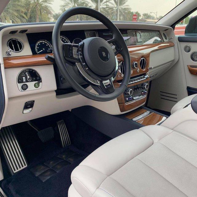 Đại gia Trung Đông độ Rolls-Royce Phantom như bị chơi khăm - Ảnh 5.