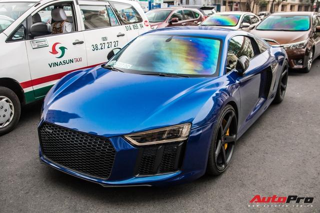Dàn siêu xe của đại gia Sài Gòn tụ tập tại Thánh địa Siêu xe dịp cuối tuần - Ảnh 6.