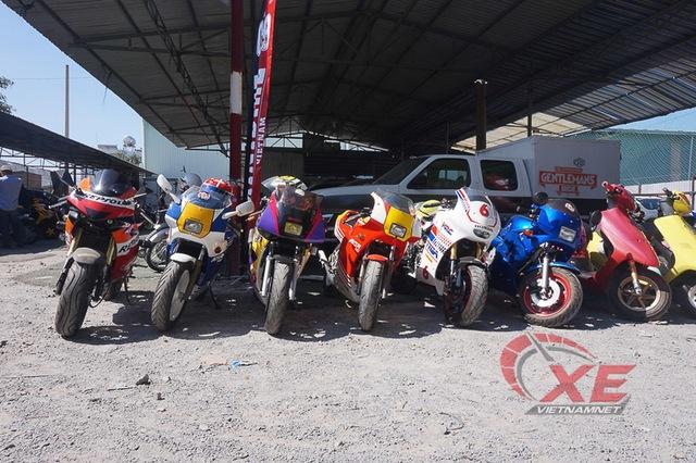 Những chiếc minibike đẹp long lanh của dân chơi Sài Gòn - Ảnh 6.