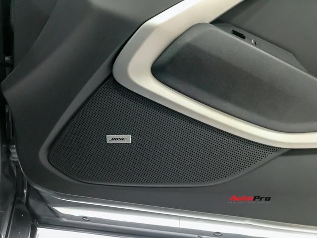 Cận cảnh bộ ghế nỉ trên Chevrolet Camaro RS 2019 mui trần đầu tiên về Việt Nam: Có đáng chê như tranh cãi? - Ảnh 13.