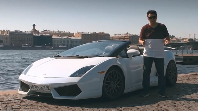 750 triệu để biến xe Mitsubishi thành Lamborghini Gallardo vô cùng thuyết phục