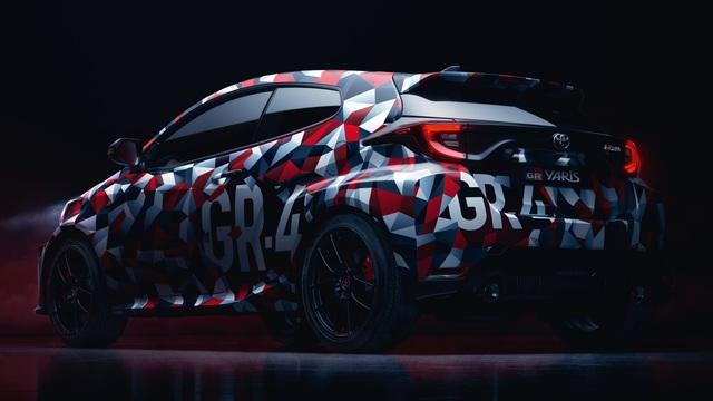 Toyota Yaris hiệu suất cao: Chỉ duy nhất siêu xe Mercedes-AMG One mới mạnh hơn chúng tôi - Ảnh 1.