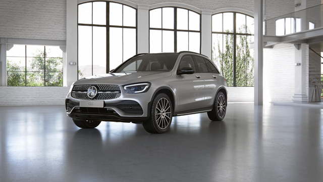 Ra mắt Mercedes-Benz GLC 300 nhập Đức: Giá 2,56 tỷ, tăng giá so với lắp ráp nhưng vẫn rẻ hơn BMW X3 - Ảnh 1.