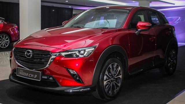Mazda ngưng sản xuất BT-50, CX-3 tại Thái Lan vì nguyên nhân này