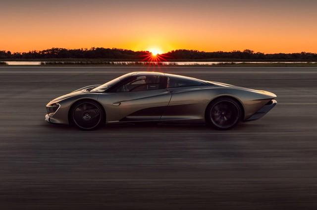 Bỏ xa huyền thoại F1, siêu xe đắt giá nhất đội hình McLaren vượt ngưỡng 400 km/h - Ảnh 1.