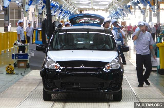 Mazda ngưng sản xuất BT-50, CX-3 tại Thái Lan vì nguyên nhân này - Ảnh 2.