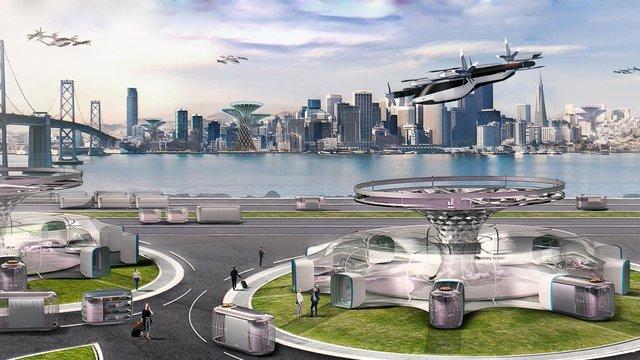 Hyundai nghiêm túc phát triển xe bay, tham vọng đi đầu làng xe - Ảnh 1.