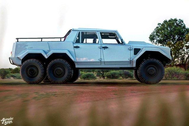 Lamborghini cần đưa LM002 trở lại để tạo thành cặp đôi hoàn hảo cùng Urus - Ảnh 2.