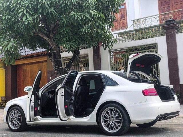 Chi tiền độ bắt mắt, chủ nhân Audi A4 vẫn bán xe với giá rẻ ngang Toyota Vios - Ảnh 5.
