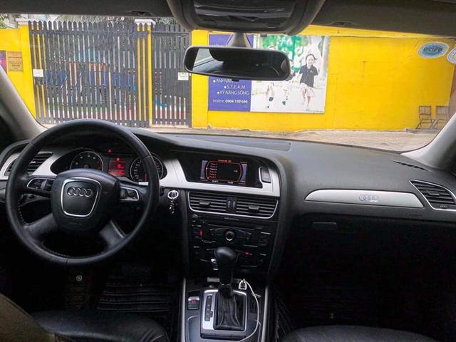 Chi tiền độ bắt mắt, chủ nhân Audi A4 vẫn bán xe với giá rẻ ngang Toyota Vios - Ảnh 4.