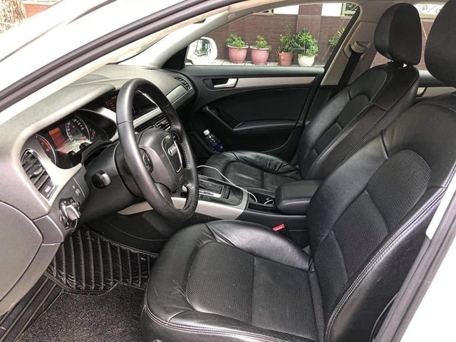 Chi tiền độ bắt mắt, chủ nhân Audi A4 vẫn bán xe với giá rẻ ngang Toyota Vios - Ảnh 3.
