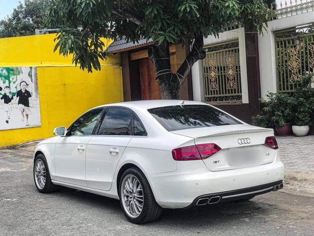 Chi tiền độ bắt mắt, chủ nhân Audi A4 vẫn bán xe với giá rẻ ngang Toyota Vios - Ảnh 2.