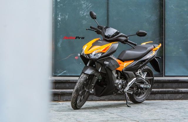 Chi tiết Honda Winner X màu mới vừa về đại lý - Đối thủ khó nhằn của Yamaha Exciter - Ảnh 1.
