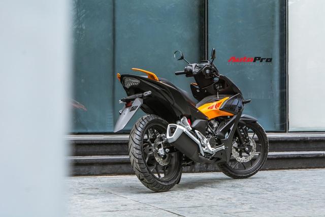 Chi tiết Honda Winner X màu mới vừa về đại lý - Đối thủ khó nhằn của Yamaha Exciter - Ảnh 3.