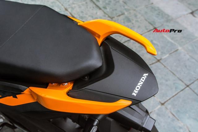 Chi tiết Honda Winner X màu mới vừa về đại lý - Đối thủ khó nhằn của Yamaha Exciter - Ảnh 8.